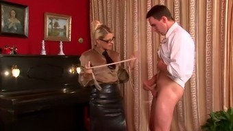 The musical instrument Scholar Gets Punished By Wayward Tutor