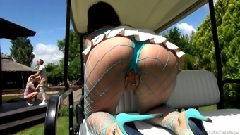 julia roca fucked clearly using a couple of unquenchable couple
