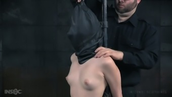 Horny female Aria Alexander is penalized for the wrongdoing of selling the illicit drugs by one altered stud