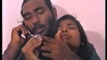 Tamil Adult material Marital Indian Partners Intense Fucking