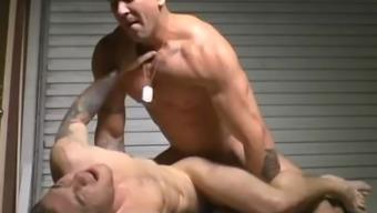 large shaft cheerful anus sex and cumshot