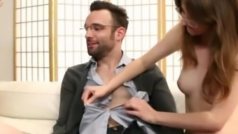 Nerdy Little girls Penny Pax & Jay Taylor Get Exploded By Alex Folklore