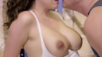 The sexual contact Danica Dillon gives is out of this top notch