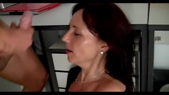 petite mature body fuck in business office youger boss
