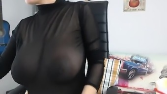 Bamboos little best friends has her boobs and set up nipples