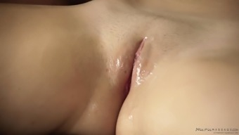 Jennifer Jacobs is outstanding at milking a promising stud's challenging penis