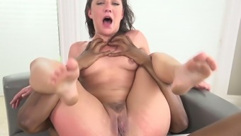Amara Romani has always experienced a great urge for food and this babe loves major cocks