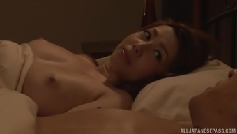 Kazama Yumi savours a great sexual intercourse session along with a perverted man