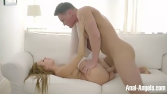 breathtaking russian babe the lady thorne gets smoothly fucked in their attractive ass
