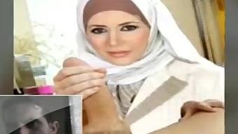 Hijab earth intercourse