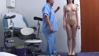 Timea Gyno Test - anus and your vaginal observation before speculum insertion