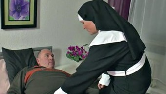 A language like german Grandma Nun get Fucked by using not dad in SexTape