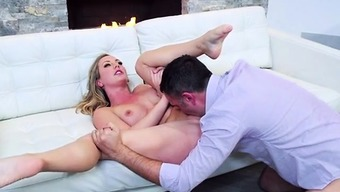 Horny Hen Brett Rossi Gets Her Pussy Disrupted