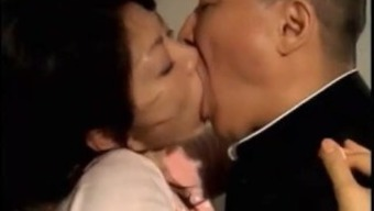 Japanese people betraying housewife