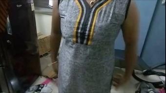Mallu Aunty -Indian Plus-size woman