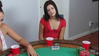 Swingers use poker memory card game