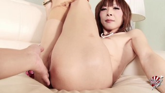 Tranny clinician takes register her sheer pantyhose and gets challenging