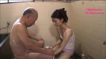 Japanese Partner Natsume and In-law 2 (MrBonham)