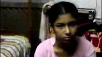 Southindian Boss really liked with her maid within the Lodge