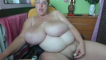 Great titties and clit 11