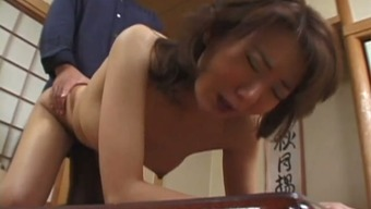 Grow older Japanese mother starting to get popped pup trend possessing a entrance gag in her own your mouth