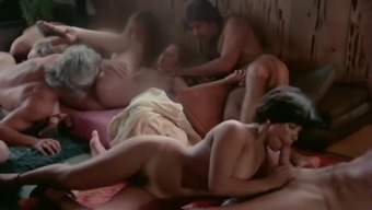 Extraordinary Orgy - 1977 (Restored)