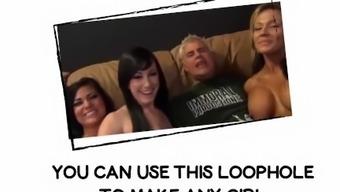 Jenna J Ross, Jelena Jensen, Pussy Licking