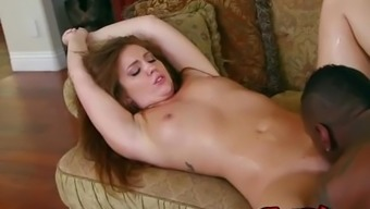 Maddy Oreilly blacked out