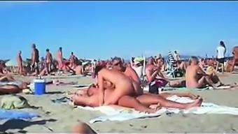 cuckolding within the topless shore gets posted