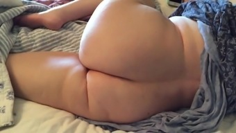 BBW Wife Clair - Booty Spin