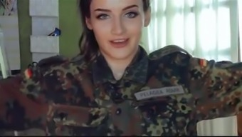 asmr armed forces girl rollplay