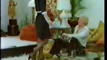 Standard Old Old style - Tiny Tove Restrain - Maid Orgy