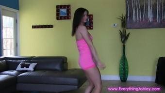 Dancing No Panties Ashley Sinclair