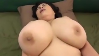 Japanese people Mature by using huge tits