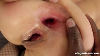 Great interracial fucking appointment with the use of great maid Alysa Opening