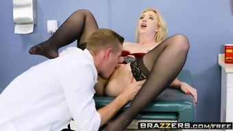 Brazzers - Doctor Adventures - Physicians Withou