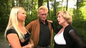 Gina Casting - Hellen und auch Egon