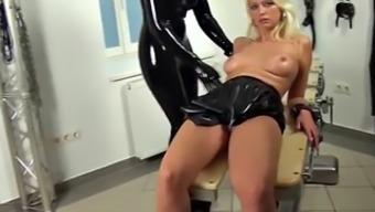 Enjoyable MOVIES German Latex Thing Babes