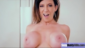 Serious Intercorse With the use of Major Juggs Sizzling Attractive Wifey (Sara Jay) vid-29
