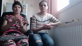Newbie adult material thing lesbians ass fisting on living web camera