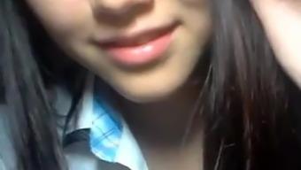 Chinese Girl (Liu Xiner)