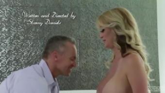 Wicked - The Madam, Big tits black milf Stormy Daniels loves cock
