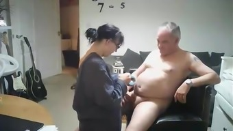 Swedish do-it-yourself video files associated with a mature mum fucking mister