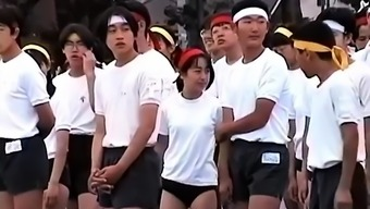 Japanese people physical education