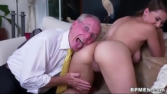 Big tits Pupil Ivy Rebeled visited everybody to effectively persuade and fuck several old dick.