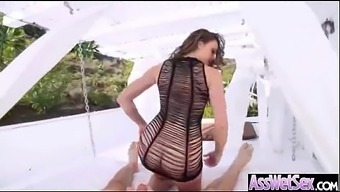 Complicated Rectum Immersed Bang With the use of Big Moist Curvy Butt Naughty Date (chanel preston) mov-10