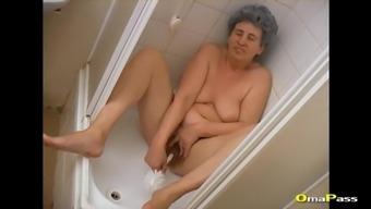OmaPasS Novice Selfmade Granny Pornography Compilation