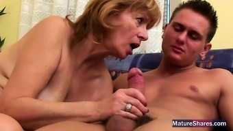 Major tits mama fucked very difficult.