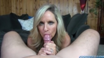 Jodi Western strike a person penis so that you can sperm!