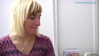 Kimberly Gyno Examination